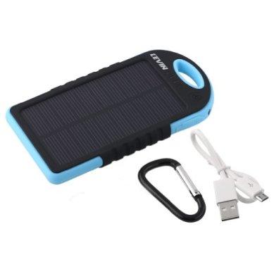 Levin Solstar Solar Panel Charger 6000mAh